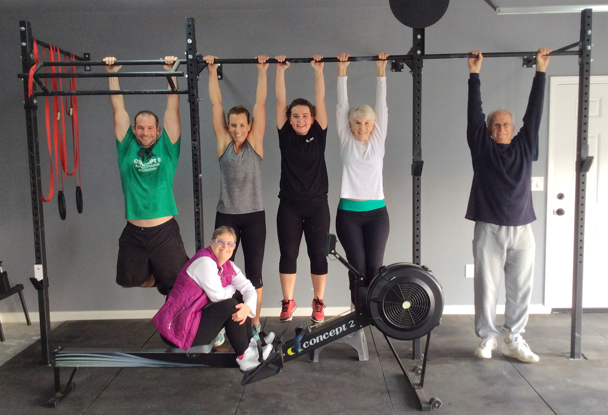 Crossfit forging elite fitness thursday