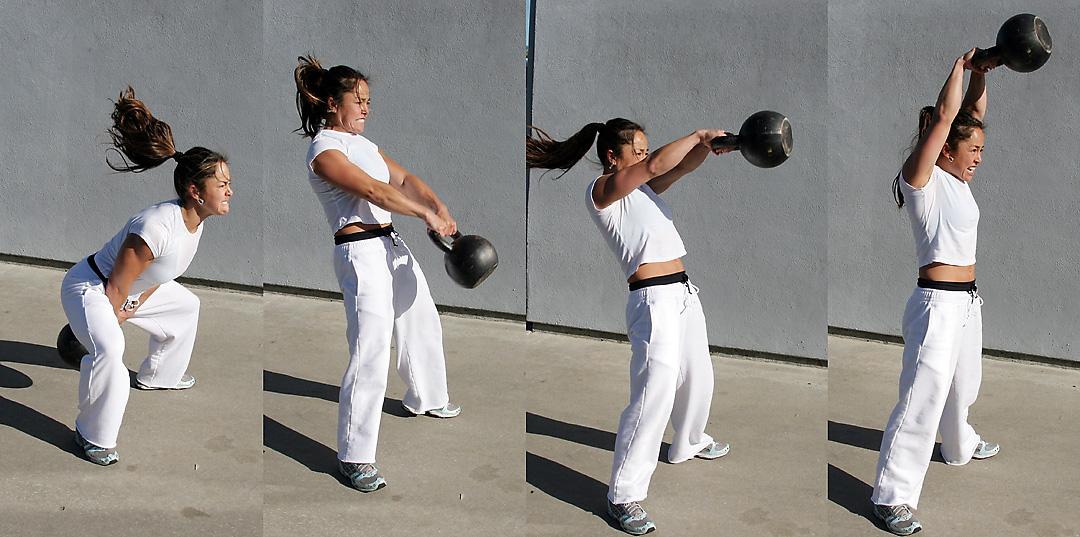 CrossFit Forging Elite Fitness Monday 070430