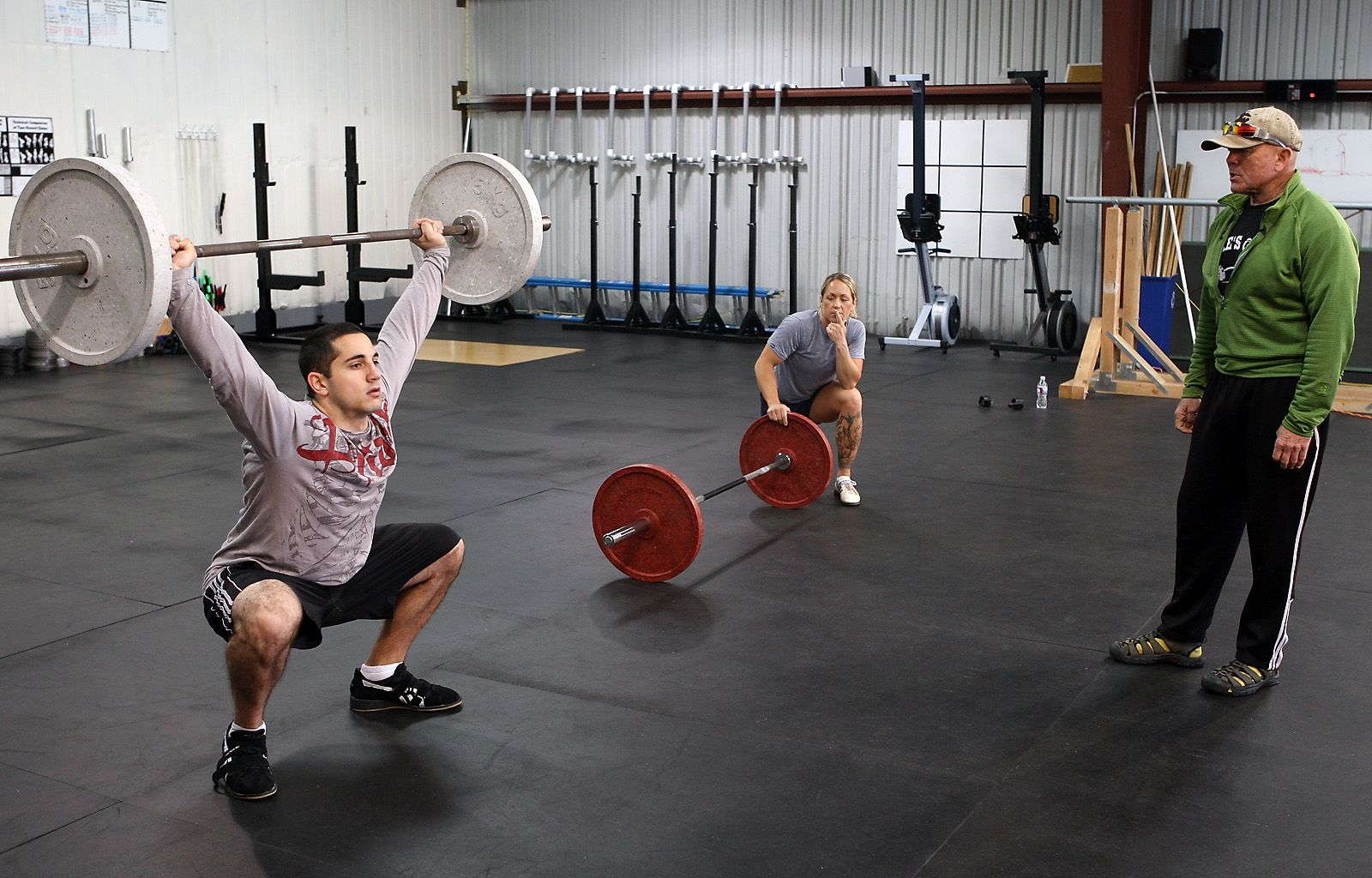 crossfit forging elite fitness thursday 090514