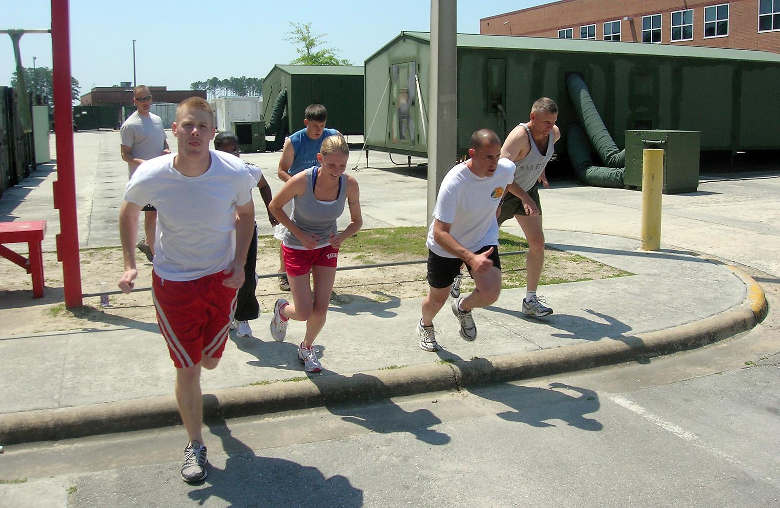 xxx Kasey warner in morning workout