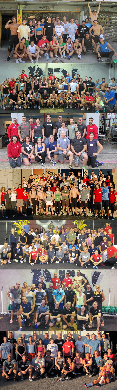 CrossFit: Forging Elite Fitness: Monday 110117