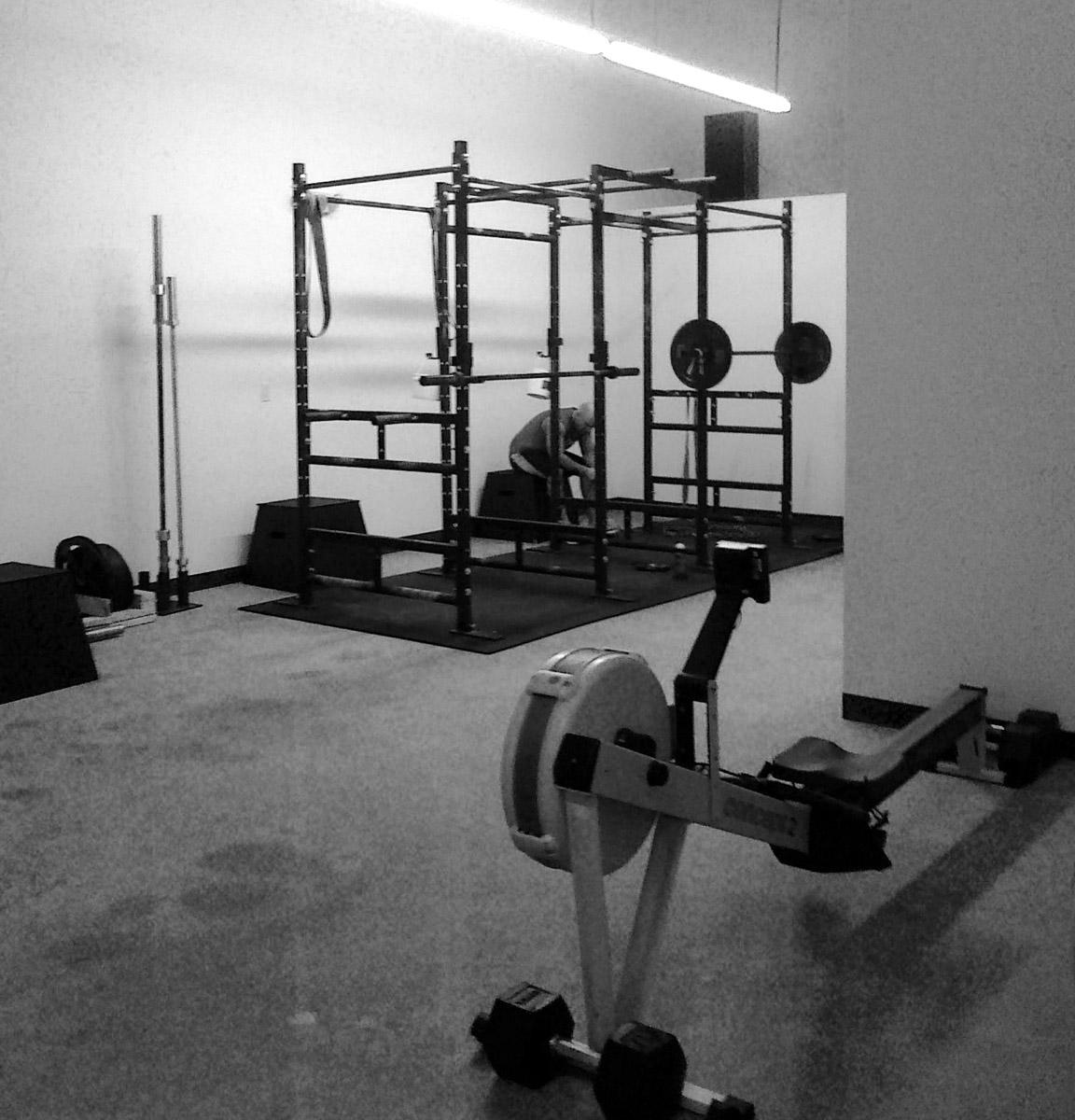 CrossFit: Forging Elite Fitness: Saturday 100109