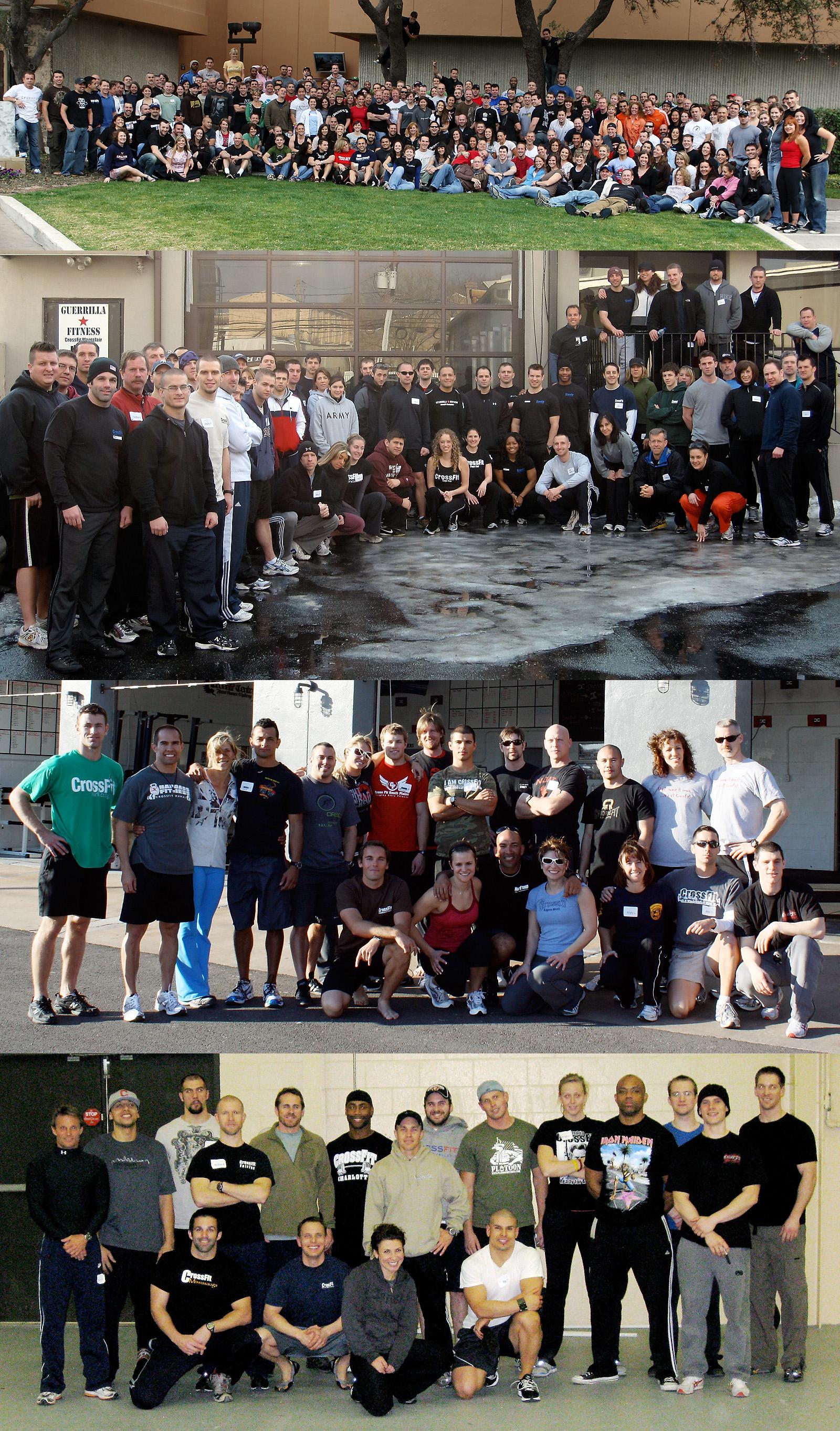 Crossfit forging elite fitness monday 090209 xflitez Images