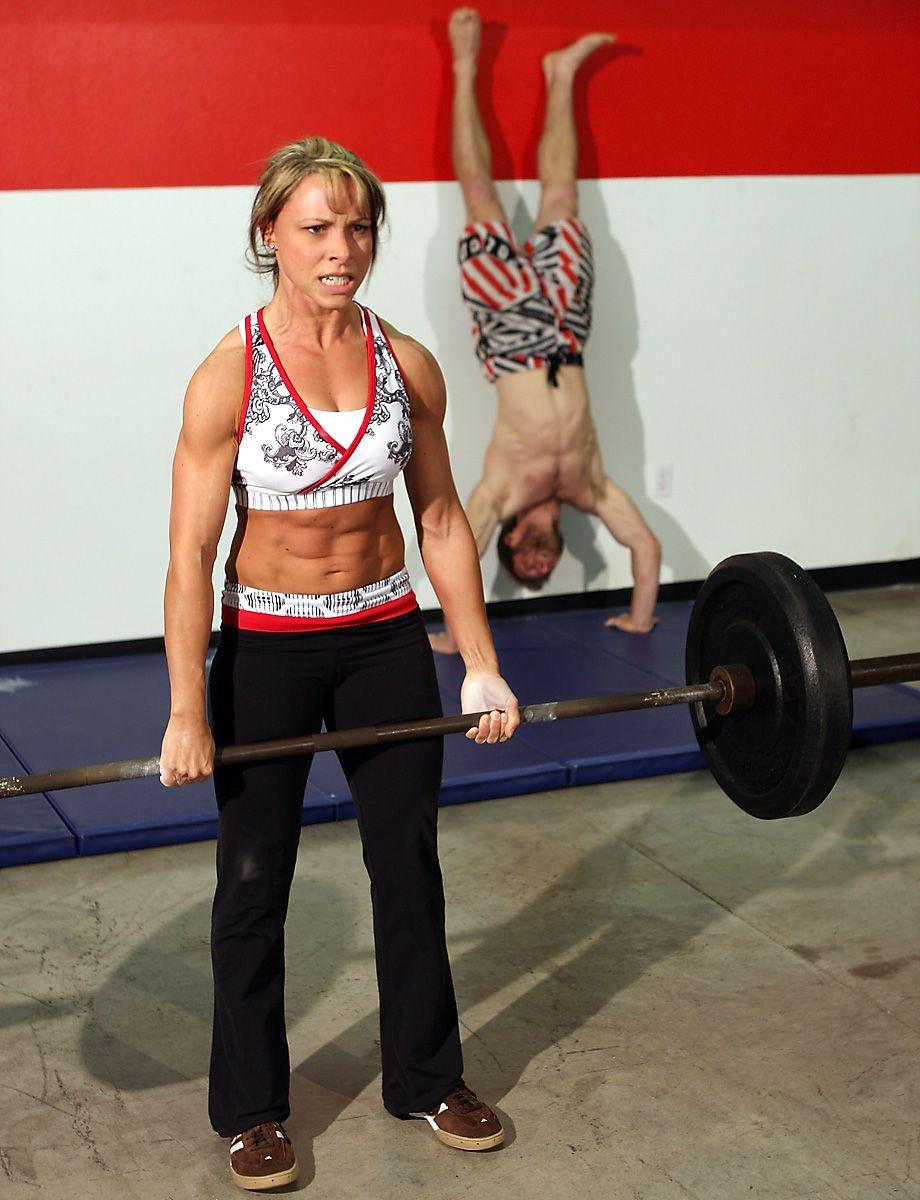 Crossfit forging elite fitness friday