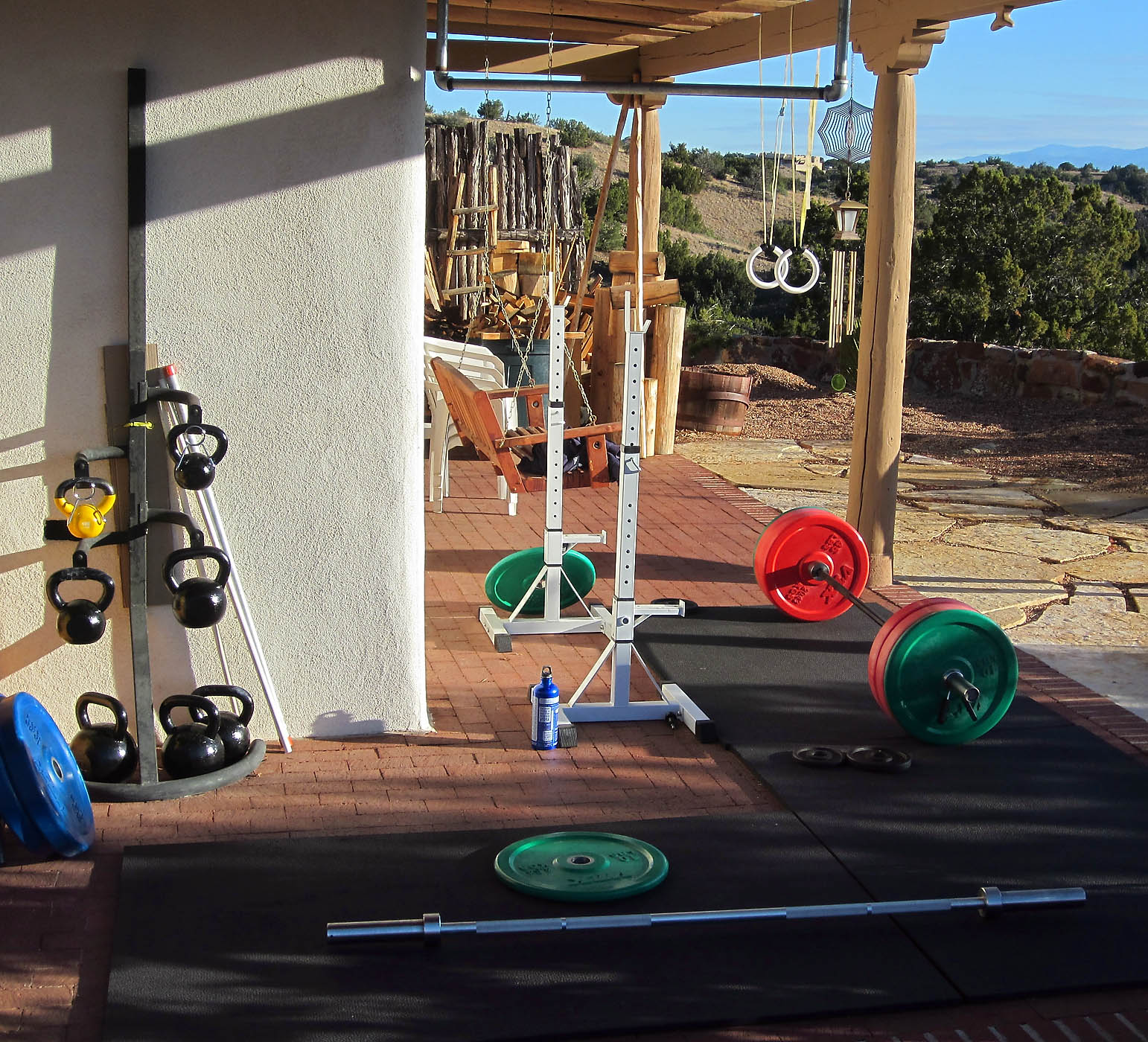CrossFit: Forging Elite Fitness: Sunday 120101