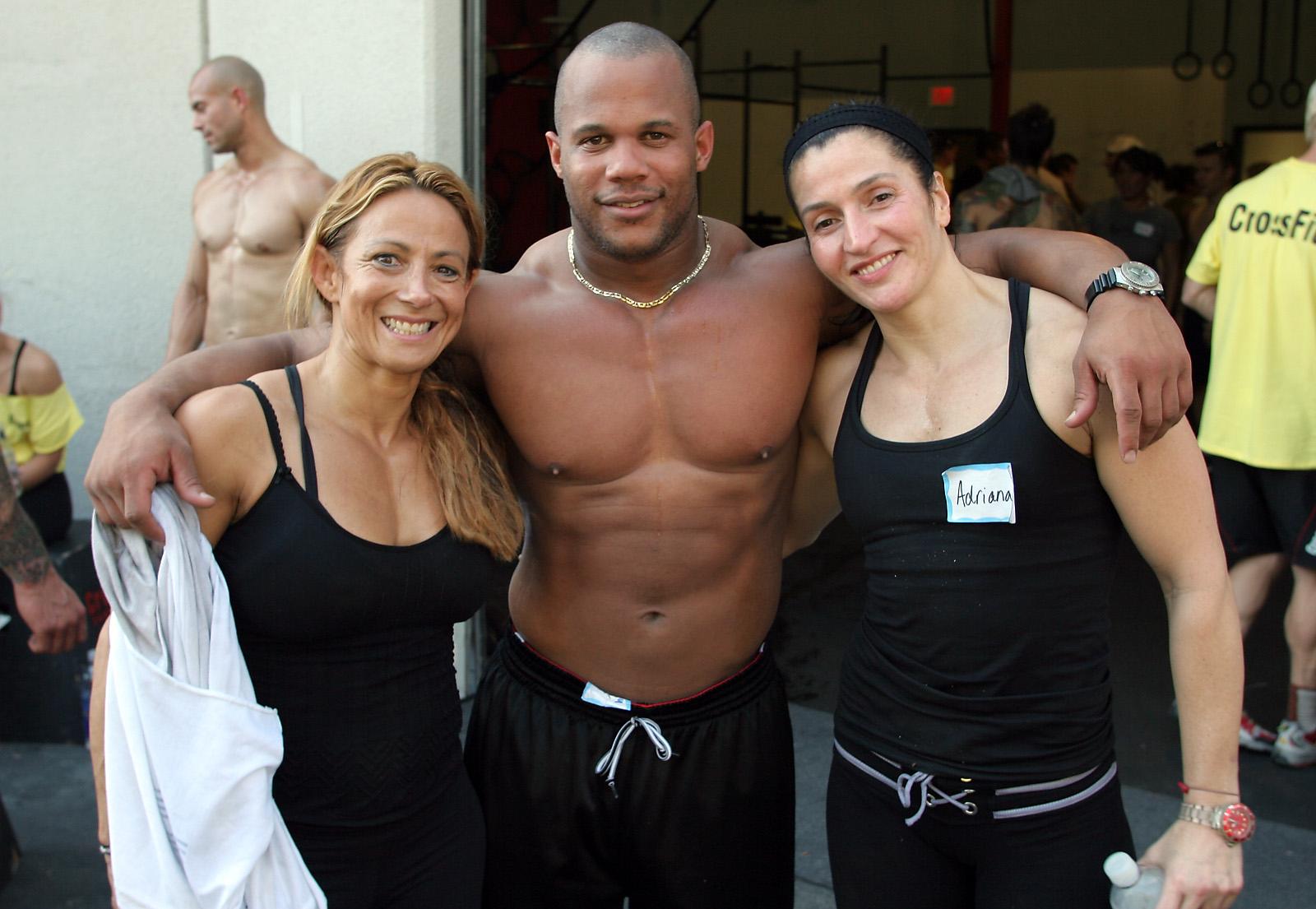 CrossFit: Forging Elite Fitness: Thursday 080327