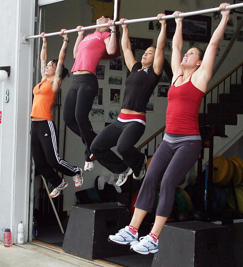 CrossFit Forging Elite Fitness Saturday 070414