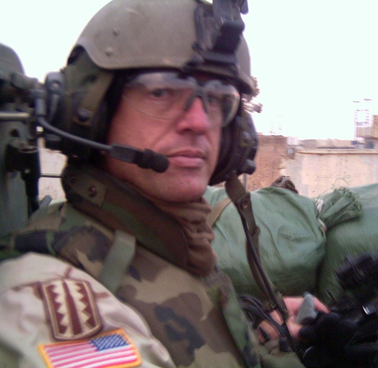 Hero Michael Bordelon
