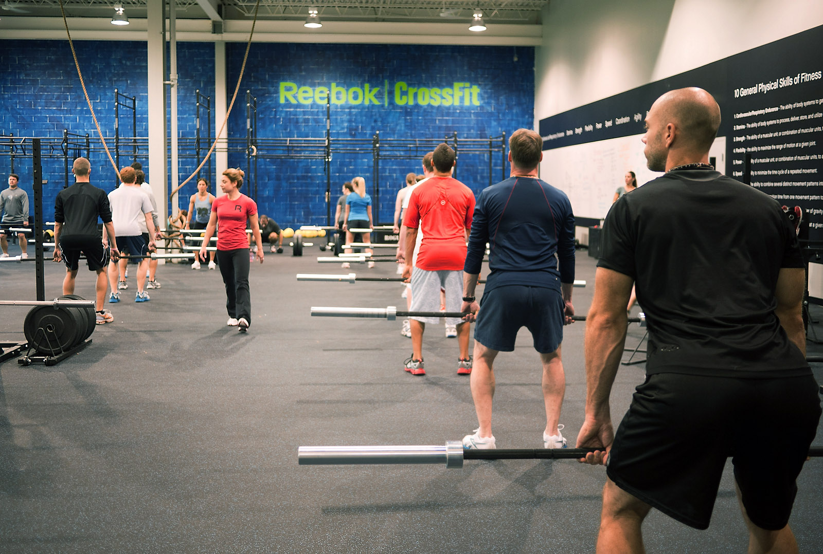 reebok crossfit gym