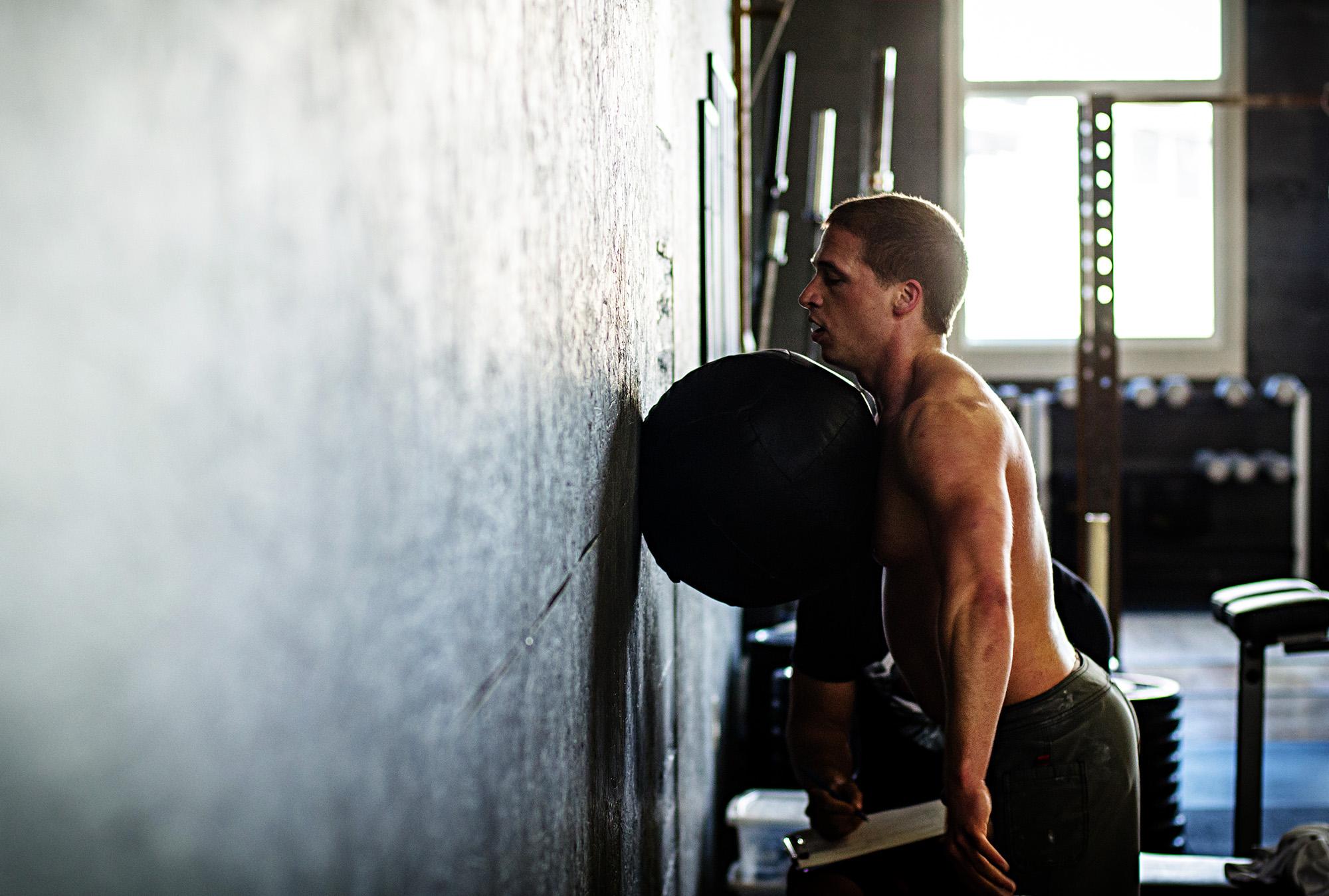crossfit forging elite fitness wednesday 130403