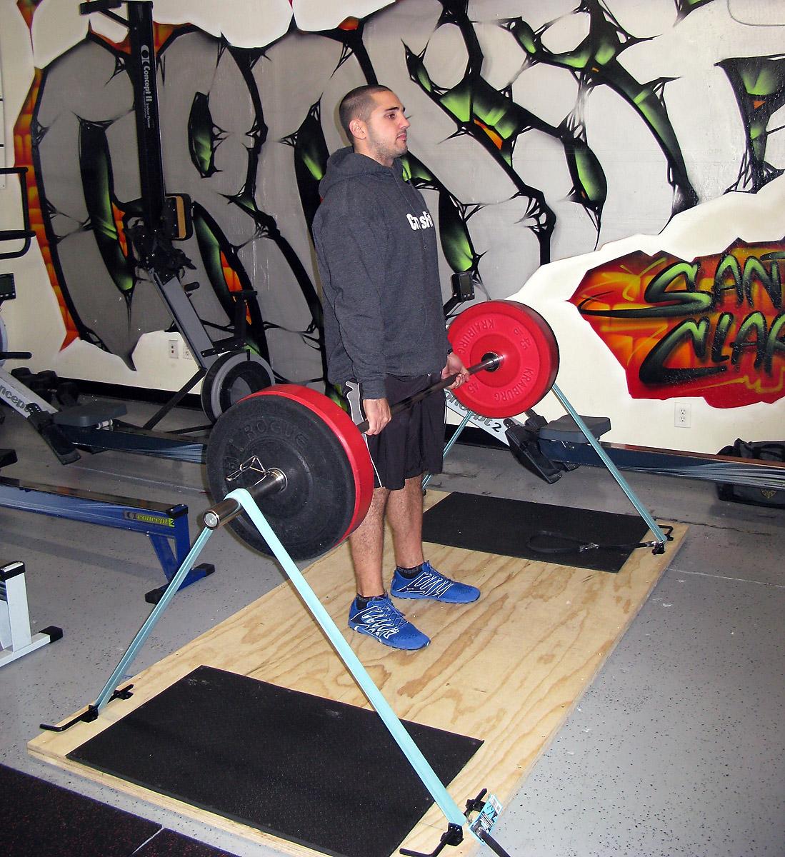 CrossFit: Forging Elite Fitness: Saturday 100130