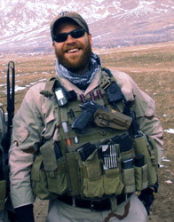 Sergeant Marc Small