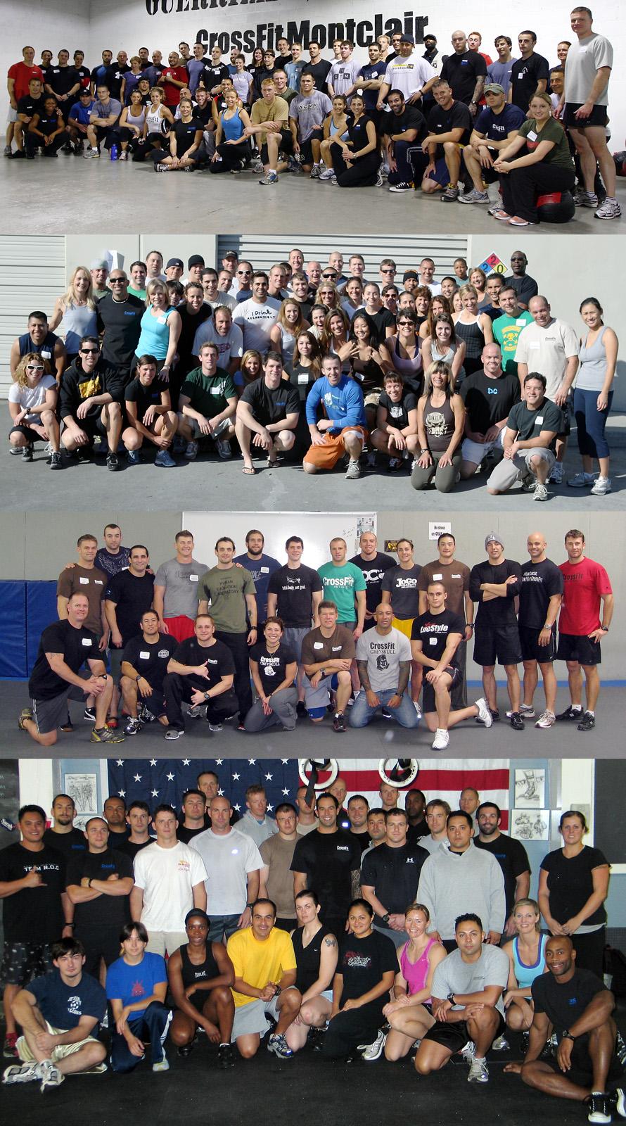 CrossFit: Forging Elite Fitness: Monday 081117