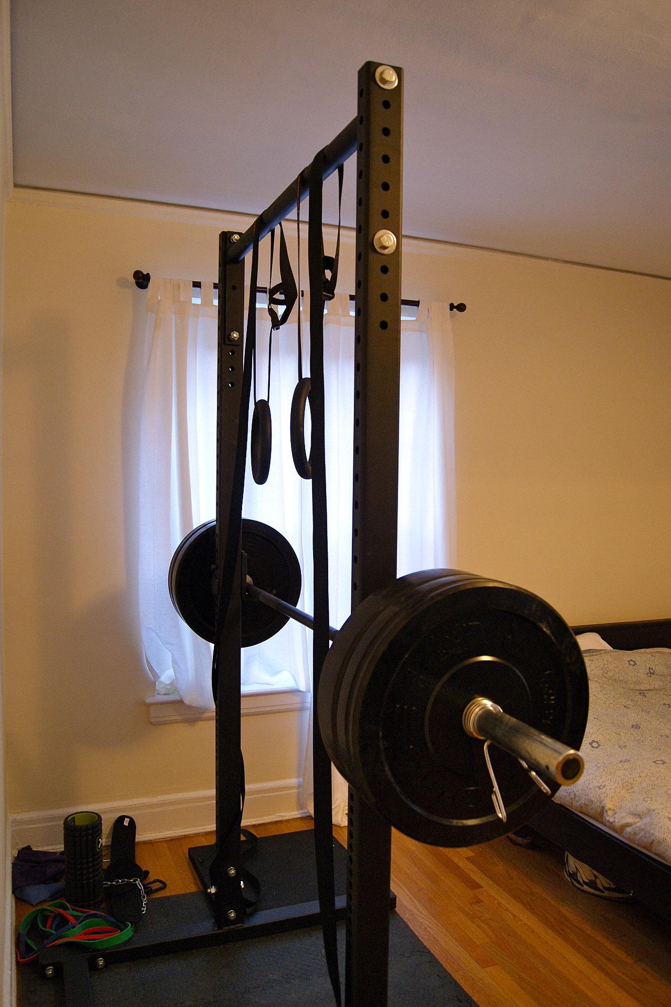 Crossfit: forging elite fitness: sunday 120212