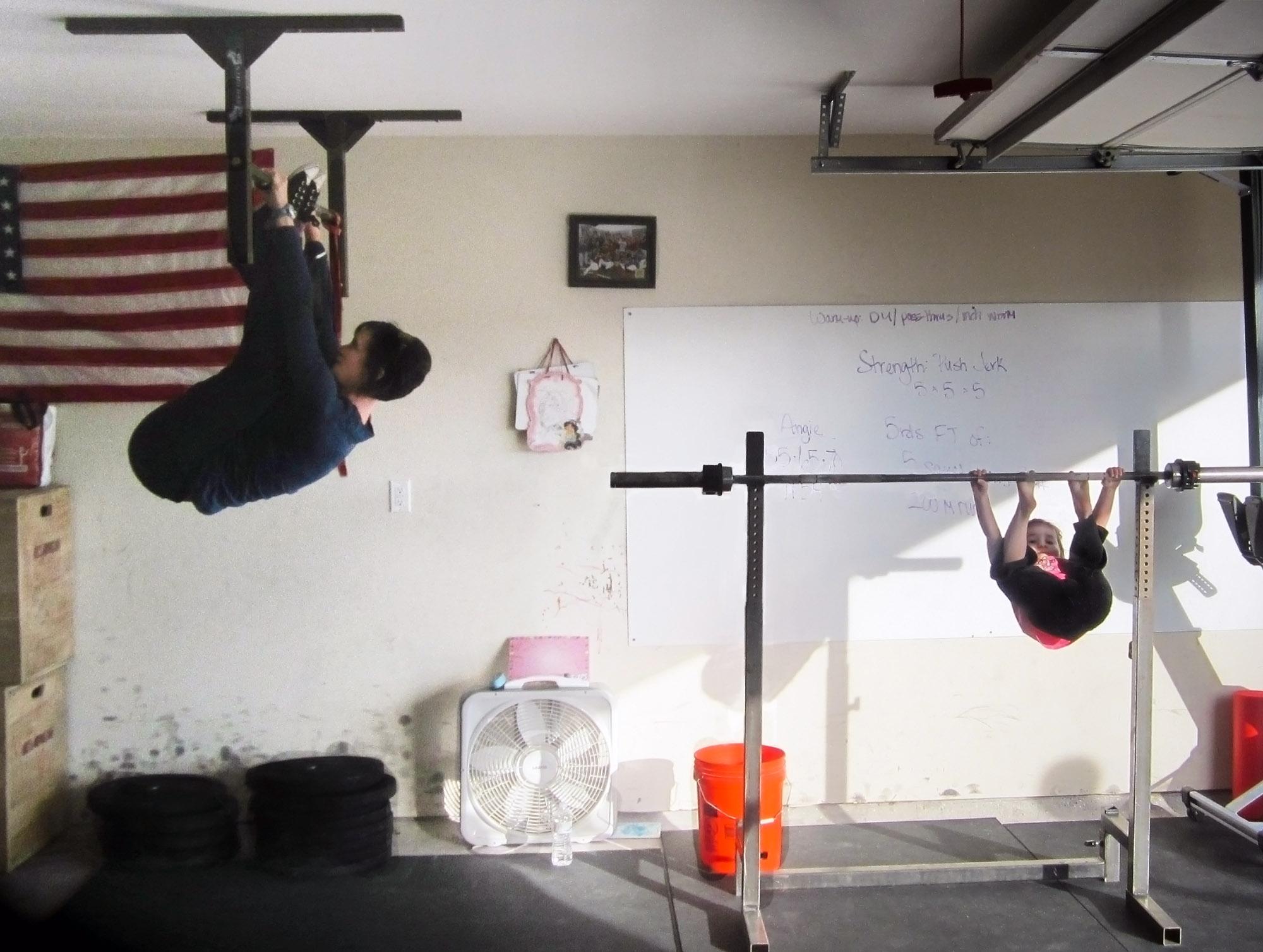 CrossFit: Forging Elite Fitness: Wednesday 111123