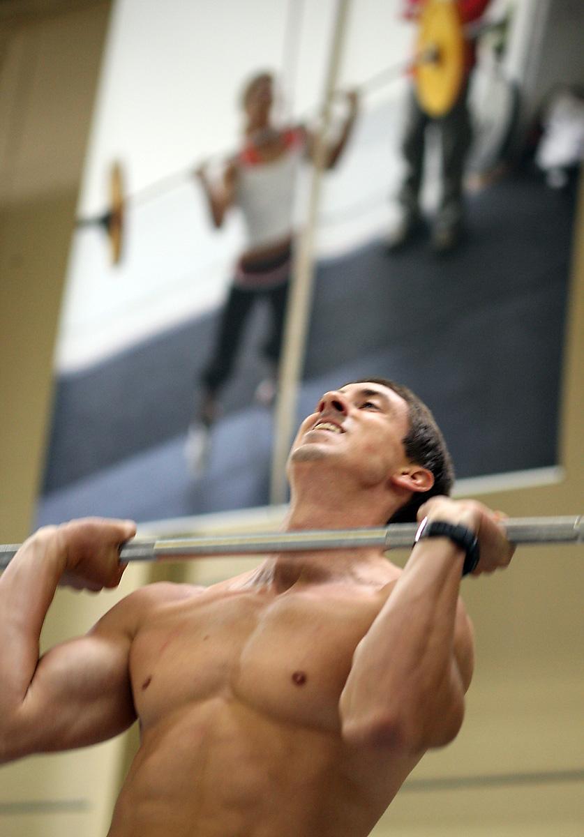 CrossFit: Forging Elite Fitness: Wednesday 081015