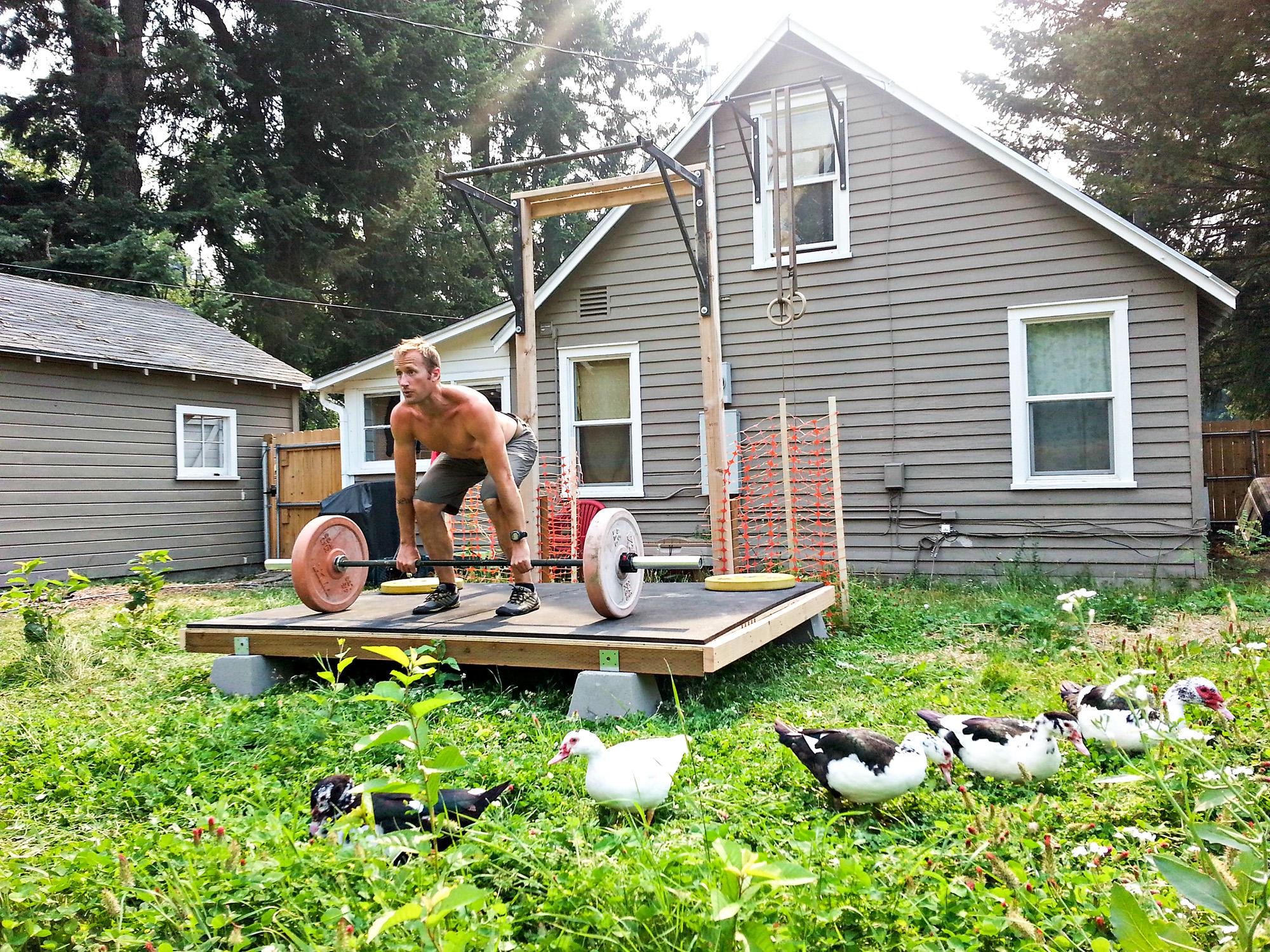 Crossfit forging elite fitness sunday
