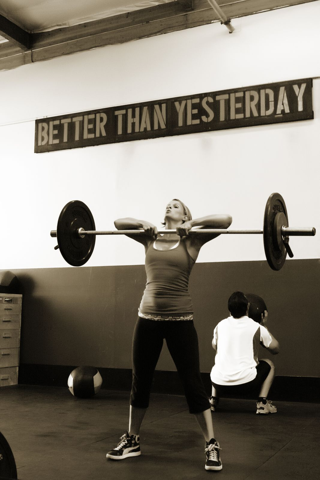 CrossFit: Forging Elite Fitness: Tuesday 090825