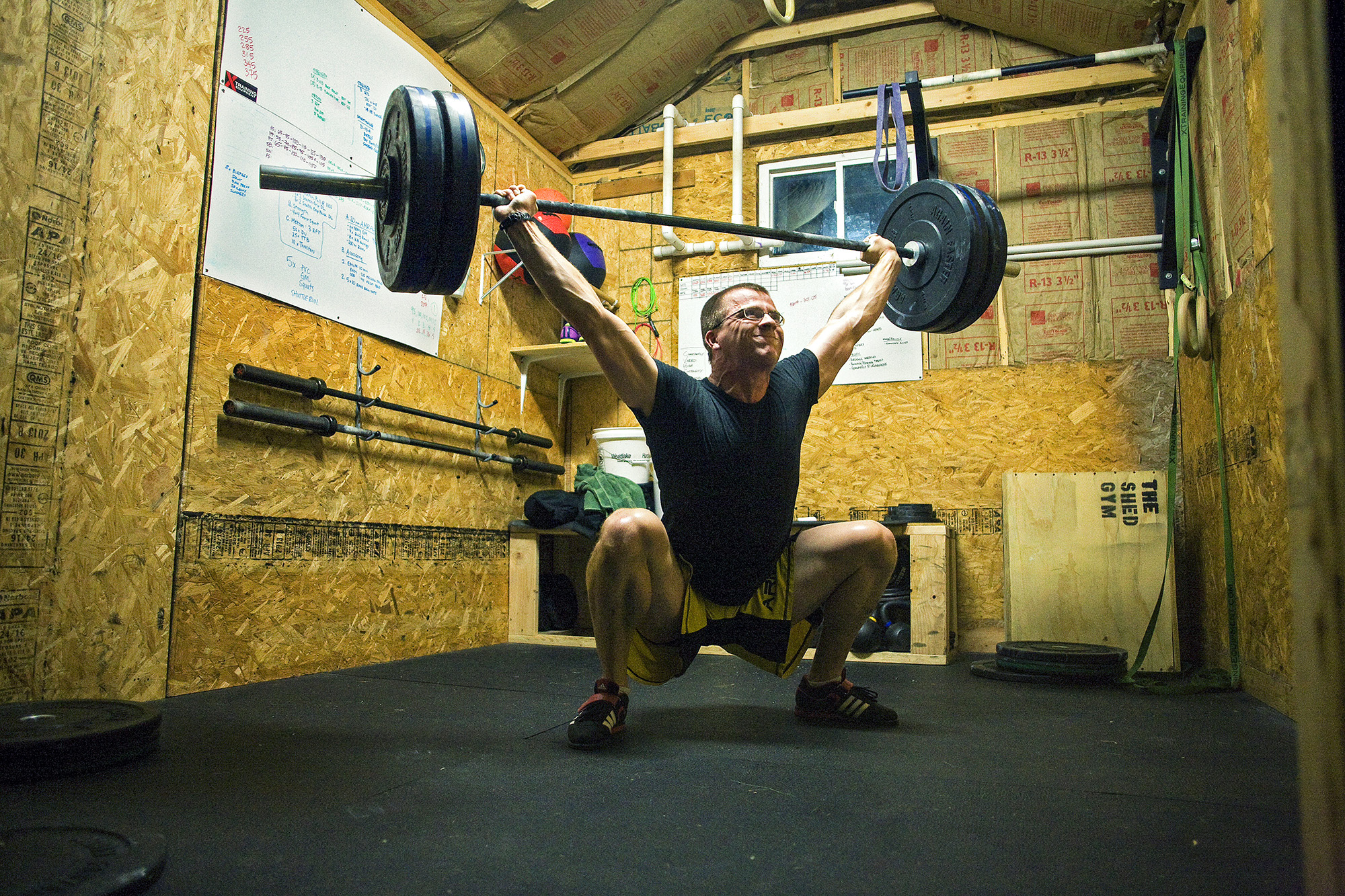 Home gym shed great idea love it outside ideas gym room at