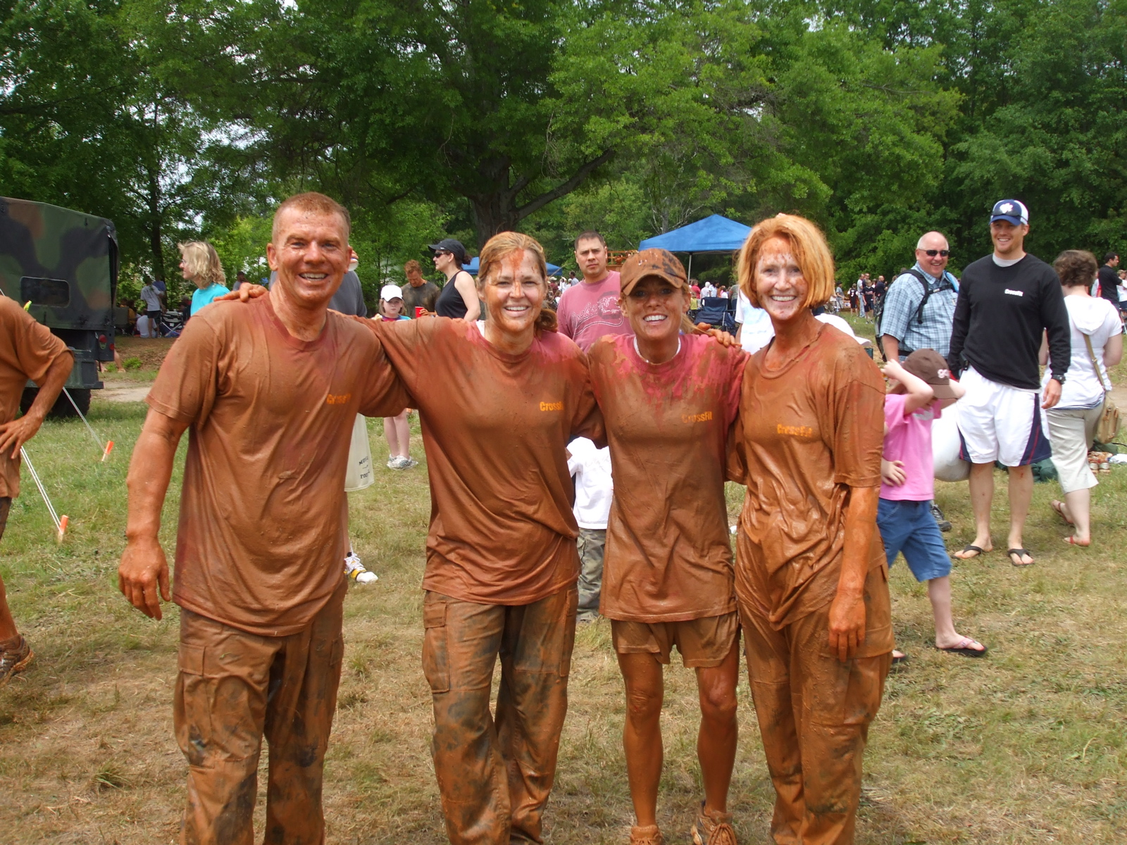 Run nude mud
