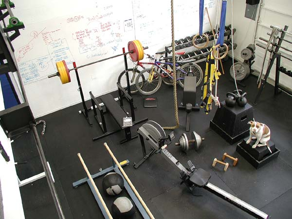 Crossfit how to build a garage gym rogue style youtube