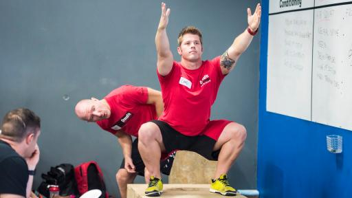 Article - CrossFit: Forging Elite Fitness