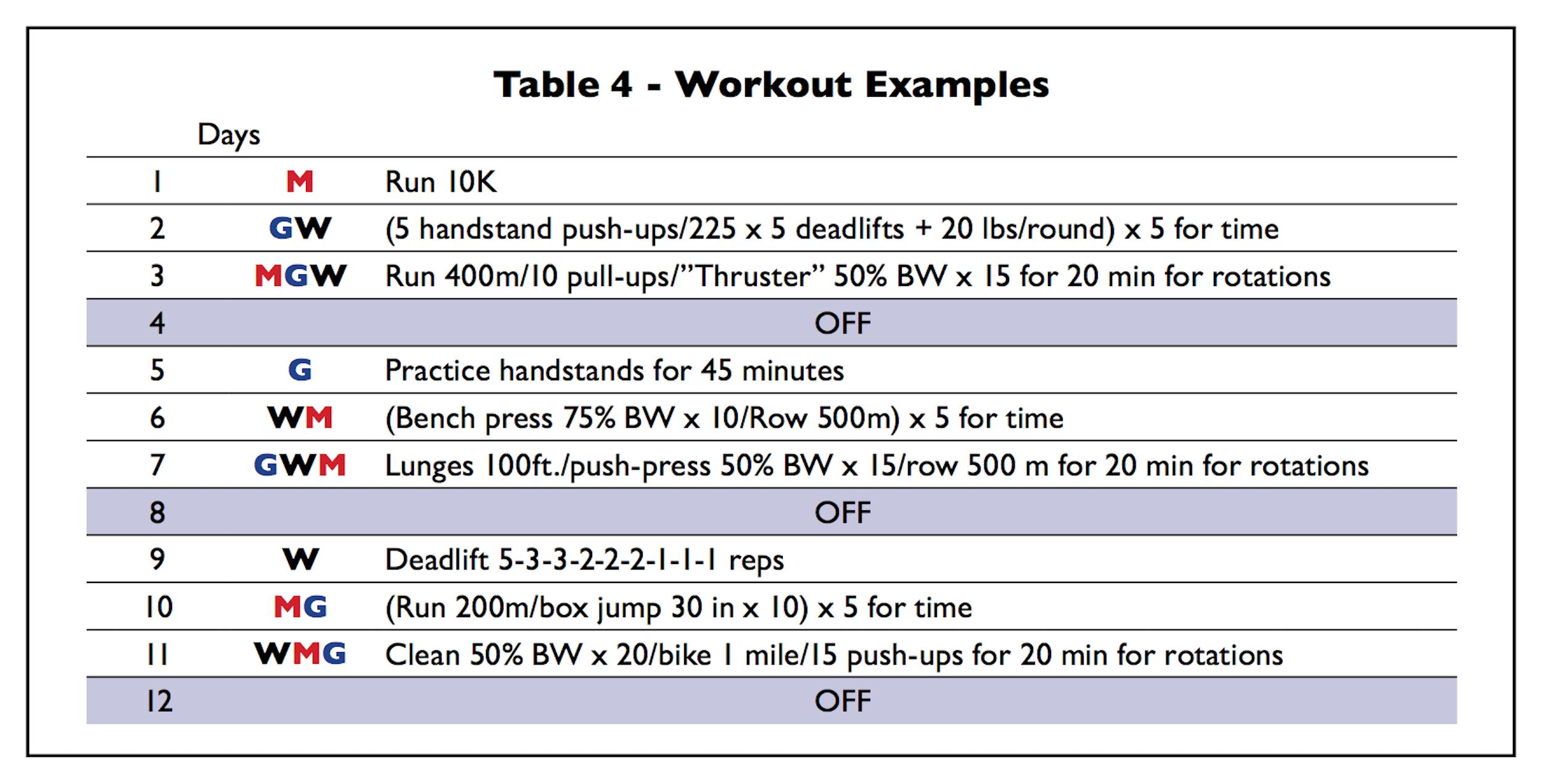 Article - CrossFit: Forging Elite Fitness
