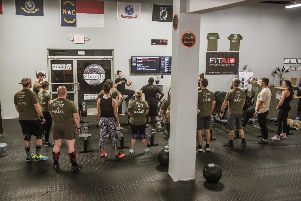 Article crossfit: forging elite fitness