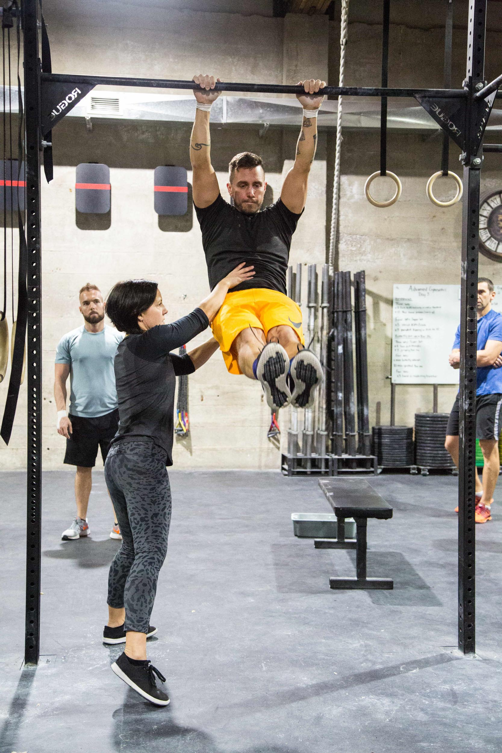 Inconsistent on the Rings? - Sun 6.25.17 - CrossFit Vacaville North