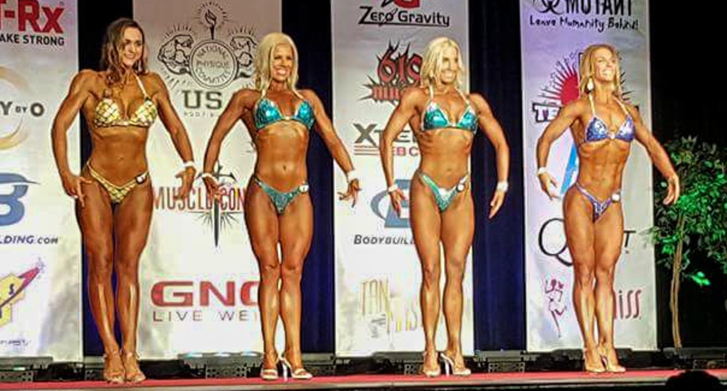 db65d0f503ec7 Spurgeon spent the weeks after her first show eating too much
