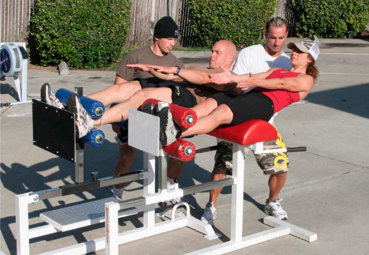 Roman Chair Exercises For Glutes