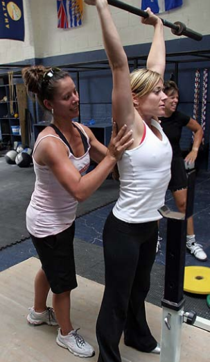 c14d1b0c491e Mechanics refers to technique—your ability to move properly through our  core movements. For us