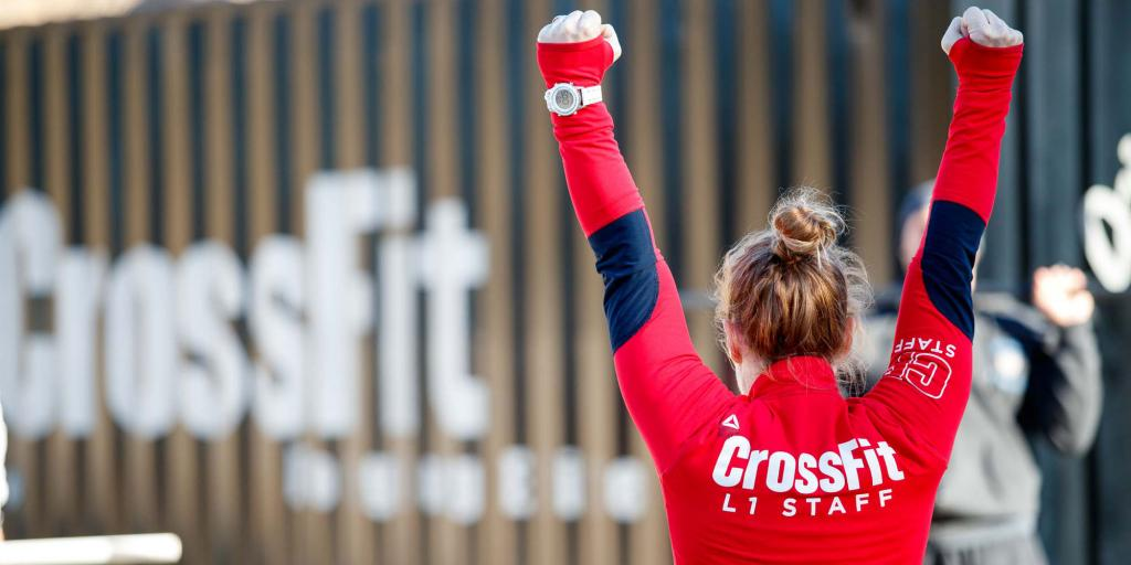 CrossFit: Forging Elite Fitness: Sunday 180527