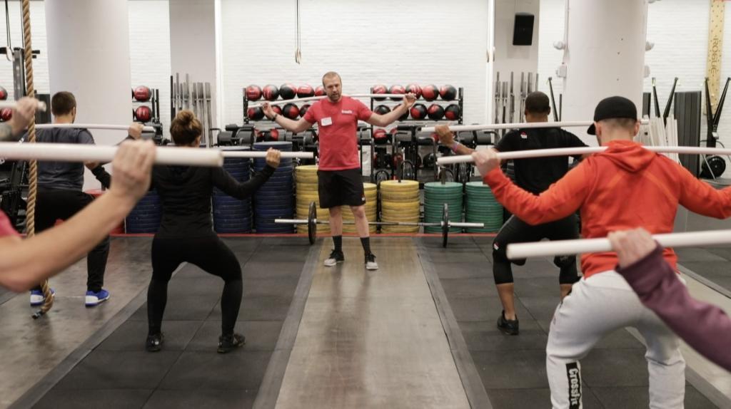 CrossFit: Forging Elite Fitness: Thursday 180524