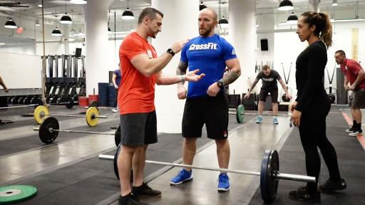 Crossfit About Affiliation