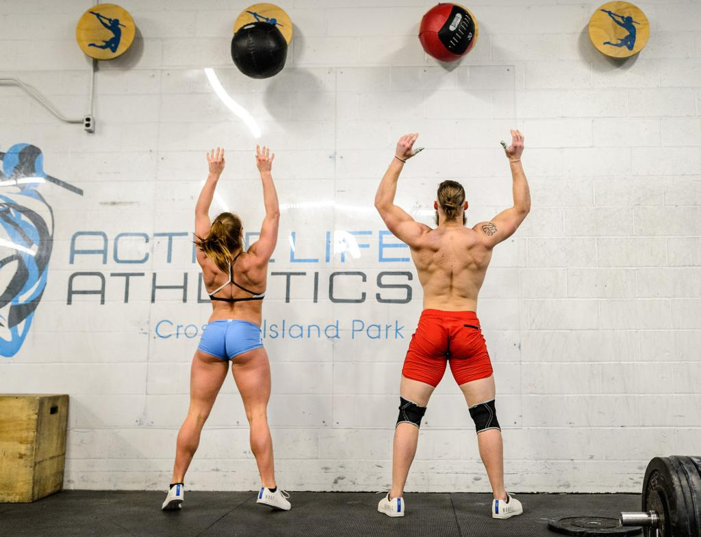 CrossFit: Forging Elite Fitness: Tuesday 160412