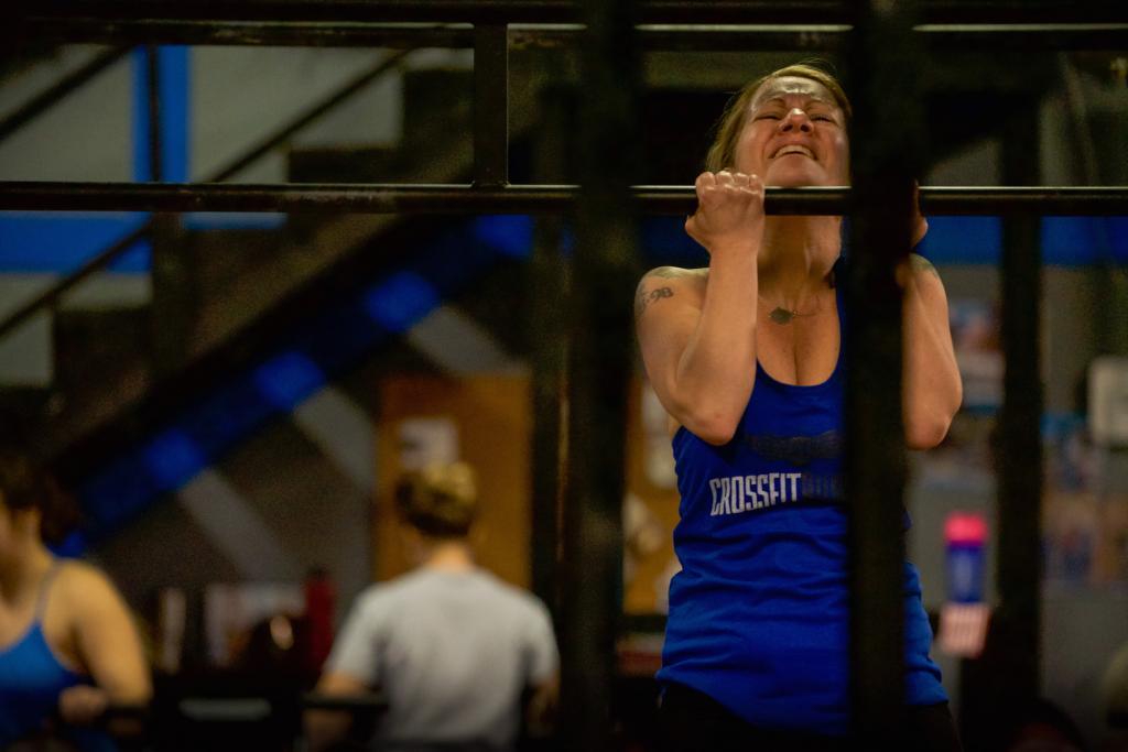 crossfit forging elite fitness wednesday 170405