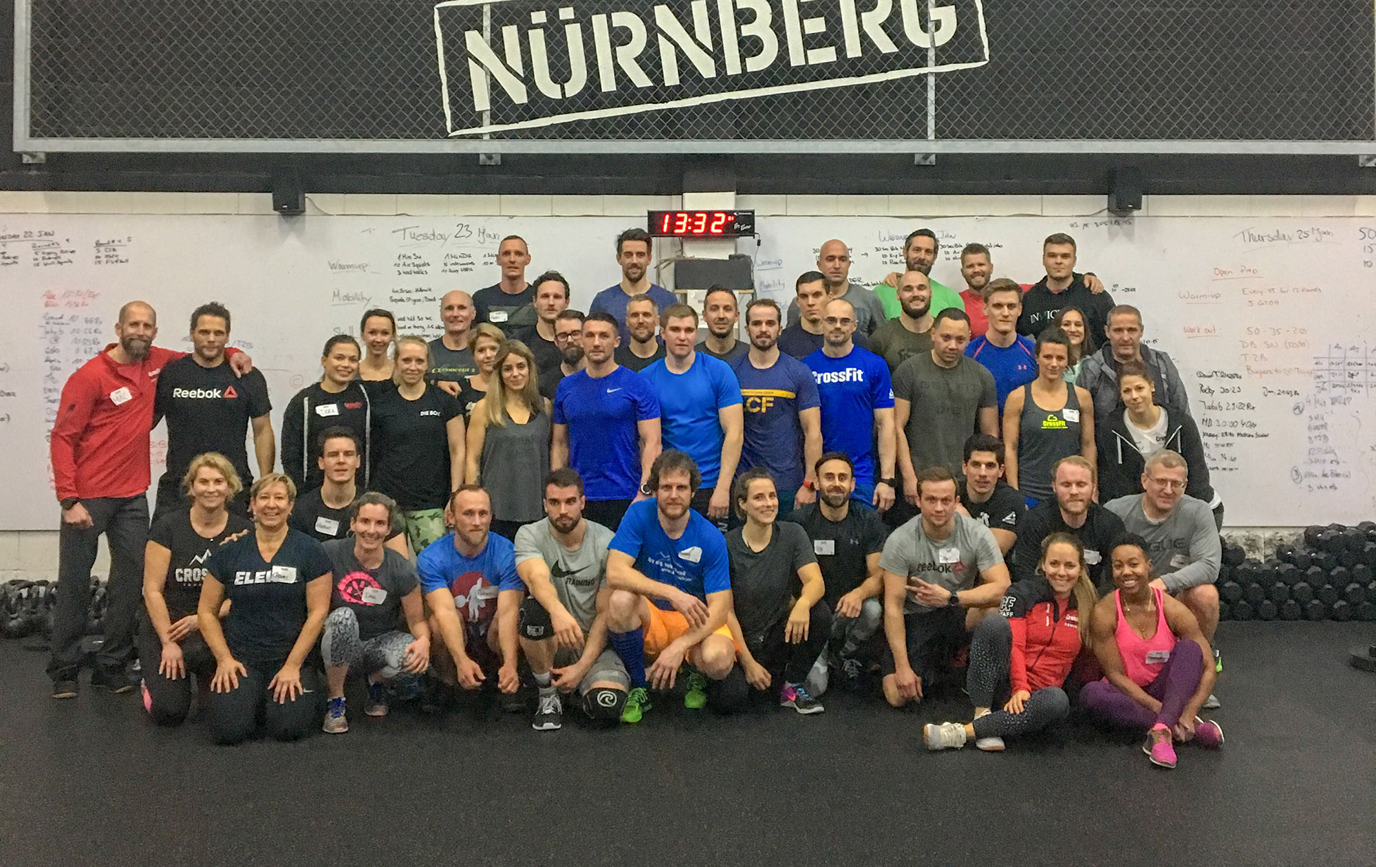 CrossFit: Forging Elite Fitness: Monday 180129