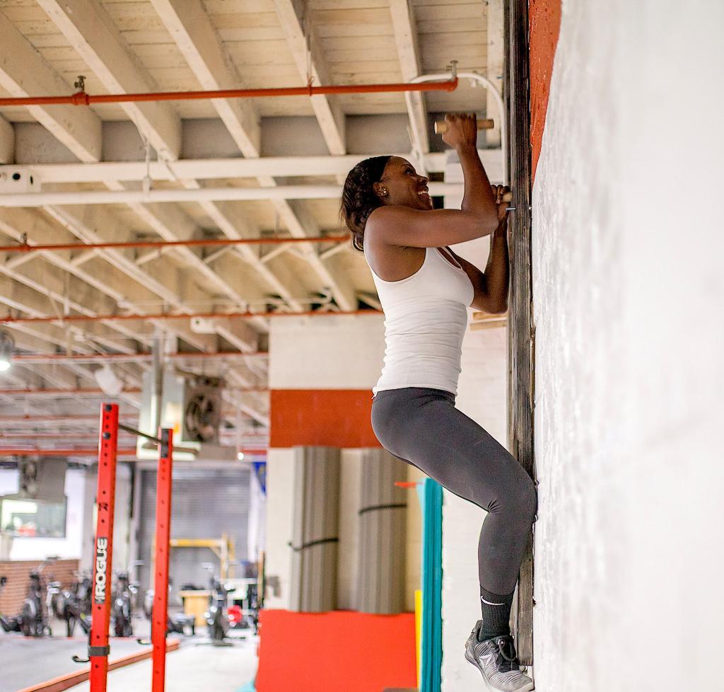 CrossFit: Forging Elite Fitness: Thursday 180208