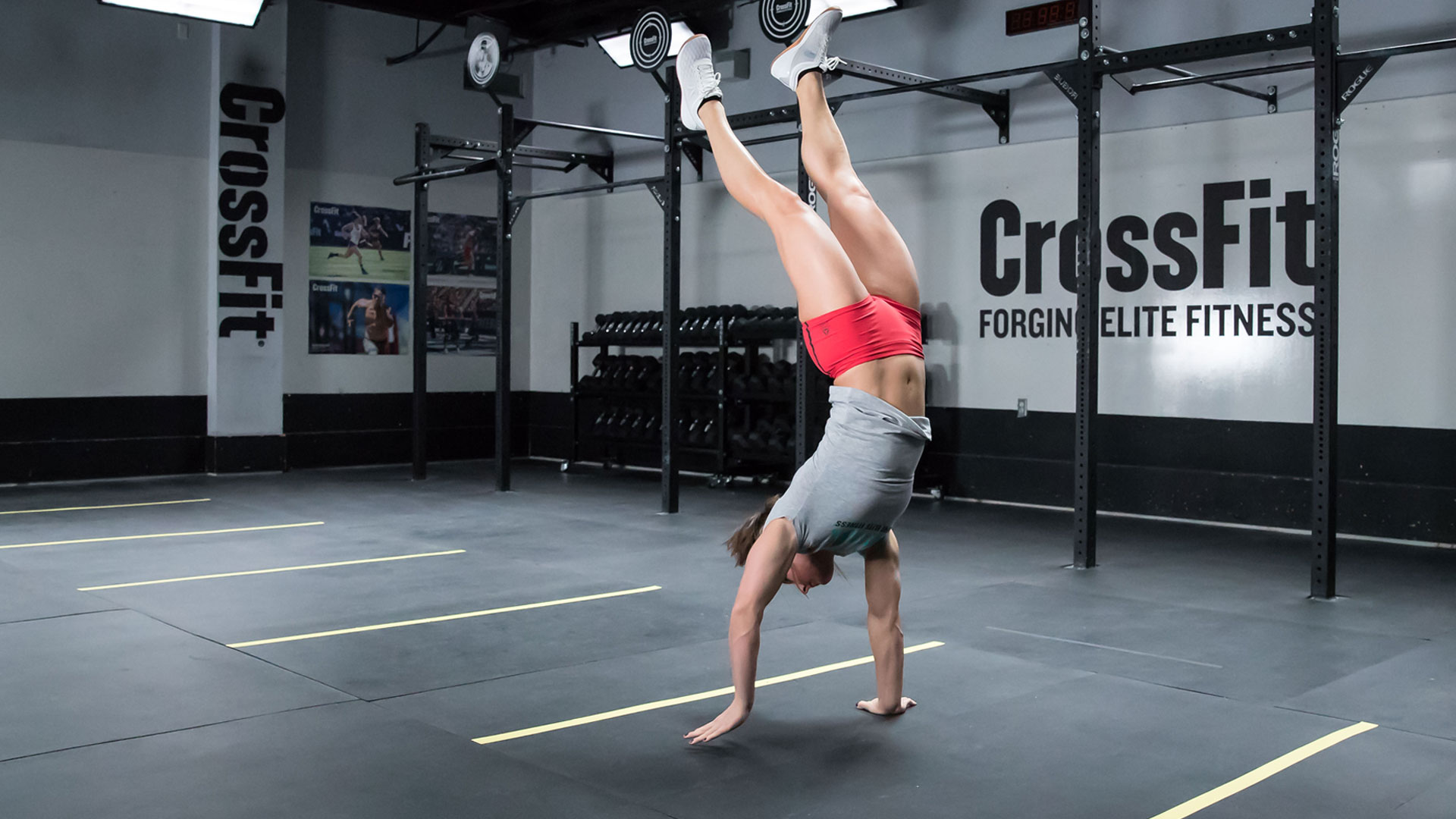 Crossfit: forging elite fitness: friday 180316