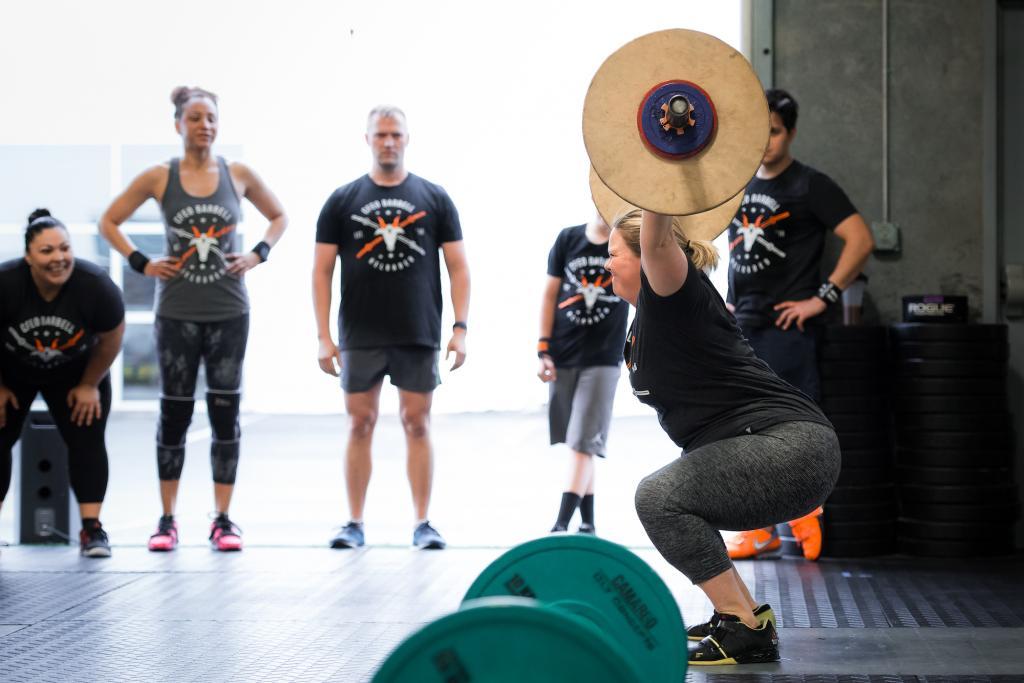 CrossFit: Forging Elite Fitness: Wednesday 180523