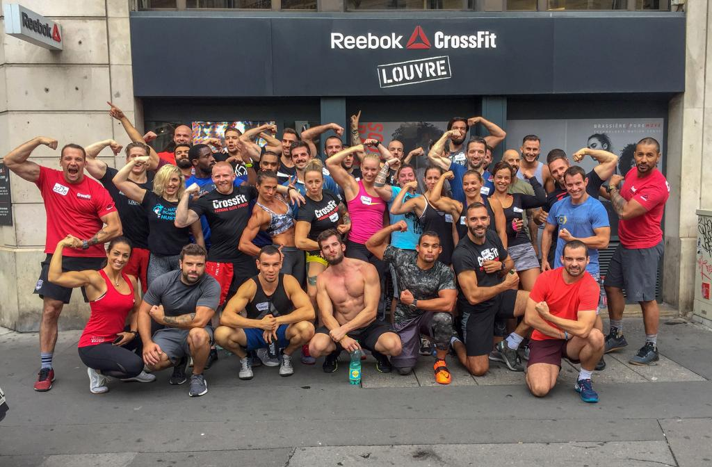 CrossFit: Forging Elite Fitness: Monday 180924