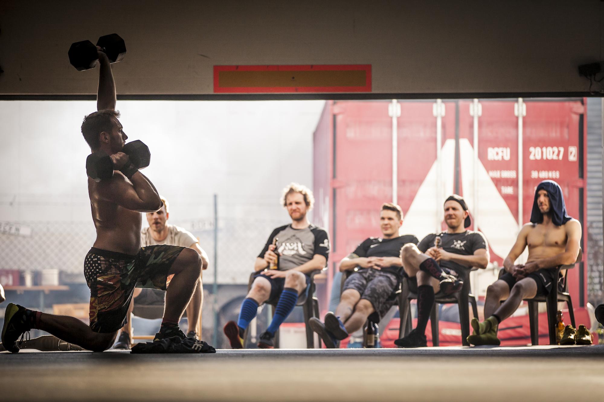 CrossFit: Forging Elite Fitness: Thursday 181025