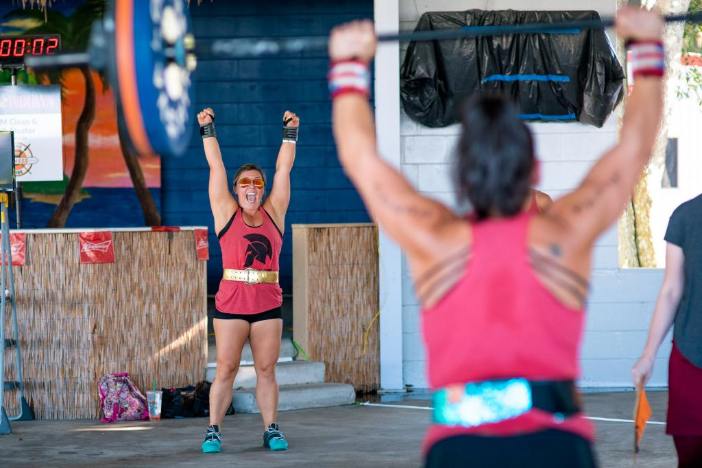 CrossFit: Forging Elite Fitness: Thursday 181206